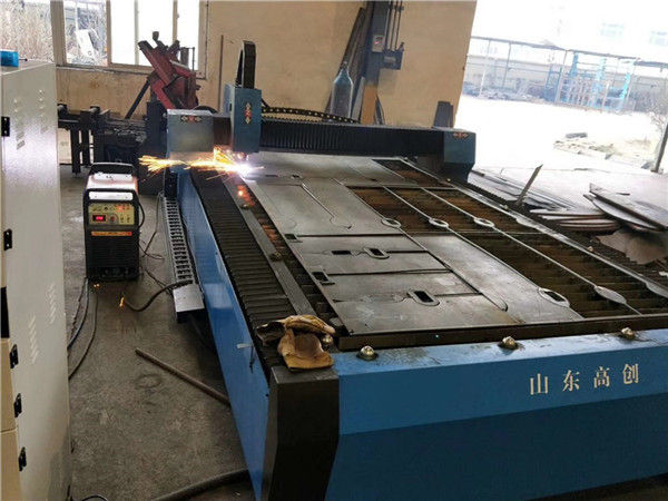 1325 Çin CNC Plazma Metal Kesme Makinesi