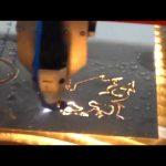 1325 paslanmaz çelik taşınabilir plazma cnc kesme makinası