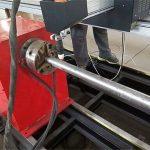 2018 yeni taşınabilir tip plazma metal boru kesici makinesi, cnc metal tüp kesme makinası