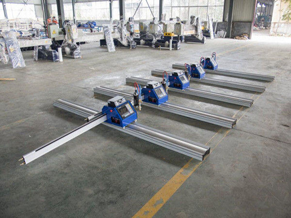 23 M taşınabilir çin yapımı küçük ucuz düşük maliyetli cnc plazma kesme makinası