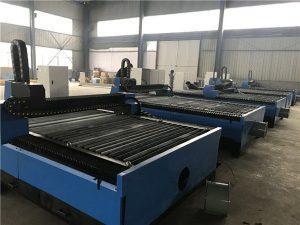 Çin sac levhalar cnc plazma kesici / plazma kesme makinası 1325 paslanmaz çelik