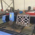 Otomatik hafif boru kesici / cnc boru profil kesme makinası / plazma kesici hafif boru