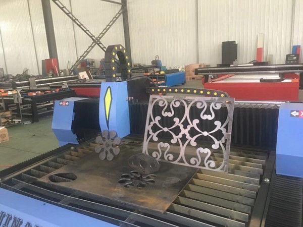 CE Onaylı Düşük Maliyetli Ucuz CNC Plazma Kesme Makinesi