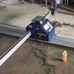 Çin ucuz 1500 * 2500mm metal taşınabilir cnc plazma kesme makinası ce