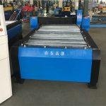 Çin 100a plazma kesme cnc makinesi 10mm plaka metal