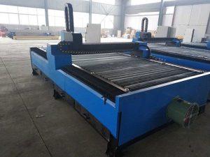 büyük satış promosyonları metal kesme düşük maliyetli cnc plazma kesme makinası 1325 jinan dünya çapında ihraç