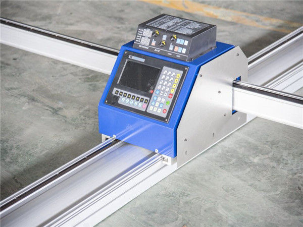Yüksek Verimli CNC Plazma Kesme Makinesi 0-3500mm Min Kesme Hızı