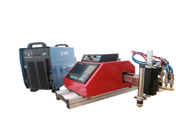 Düşük Maliyetli Hafif Taşınabilir CNC FlamePlasma Kesme Makinesi