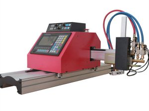 Çok fonksiyonlu Kare Çelik Boru Profili CNC AlevPlasma Kesme Makinesi ile yüksek kalite