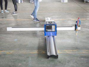 Yurtdışı hizmet mini cnc kesme makinası filipinler