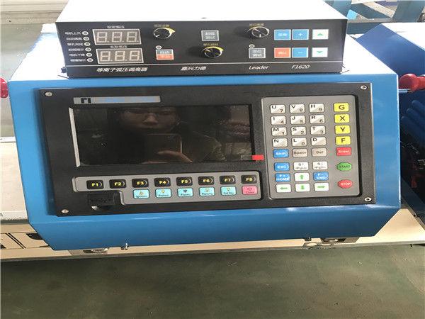 Taşınabilir CNC Alev Plazma kesici, alev plazma gazı kesme makinası