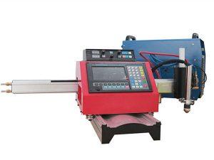 Taşınabilir CNC Plazma Kesme Makinesi ve Çelik Hatlı Otomatik Gaz Kesme Makinesi