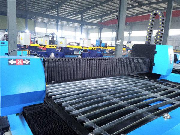 Pratik ve ekonomik yüksek hassasiyetliperformans metal işleme makinesine taşınabilir CNC plazma Kesme Makinası Zk1530