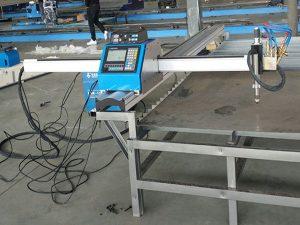 Küçük kesici taşınabilir cnc plazma / gaz kesme makinası