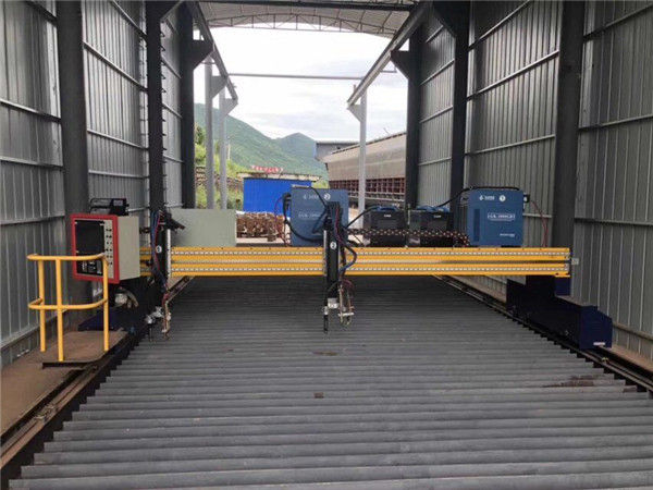 Sac 1500x3000mm Boyutlu CNC Plazma Sac Kesme Makinesi