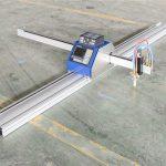 çelik / metal kesme düşük maliyetli cnc plazma kesme makinası 1530 jinan dünya çapında ihraç cnc