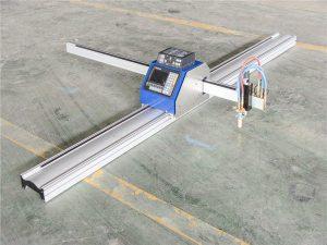 Çelik metal kesme düşük maliyetli cnc plazma kesme makinası 1530 IN JINAN dünya çapında ihraç CNC
