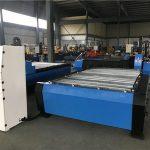 Ucuz fiyat taşınabilir kesici cnc plazma kesme makinası paslanmaz çelik matel demir
