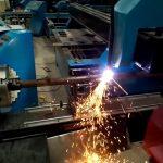 Hava otomatik cnc plazma tüp kesici kesme makinası için metal levha
