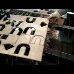 Çin yüksek hassasiyetli 1530 100A otomatik metal cnc plazma kesme makinası