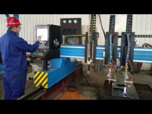 Cnc portal alev kesme makinası