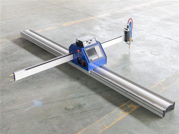 İşaretleme gravür eki ile cnc plazma kesme makinası