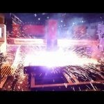 Sıcak satış marka grantry tipi cnc plazma kesme makinası