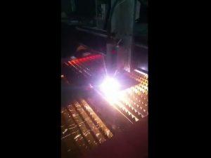 Endüstriyel cnc plazma kesme makinası yüksek kaliteli plazma Gücü ile tedarik