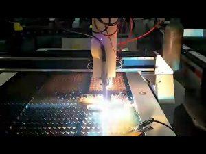 Düşük maliyetli plazma kesici sac çelik cnc küçük plazma kesme makinası