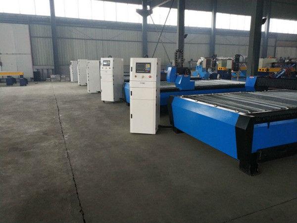 Metal ucuz cnc plazma kesme makinası Çin 1325 CNC plazma kesme makinası