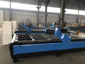 yüksek hassasiyetli metal işleme küçük cnc plazma kesme makinası