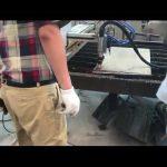 Mini taşınabilir cnc plazma kesme makinası cnc plazma kesici