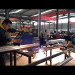 taşınabilir konsol CNC plazma kesme makinası