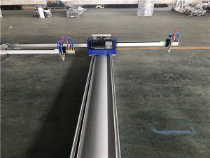 Taşınabilir cnc alev plazma kesme makinası
