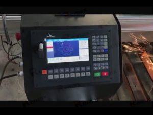 Servo motorlu taşınabilir cnc alevplazma kesme makinası
