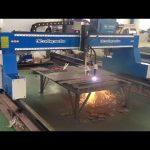 Taşınabilir cnc portal vinç plazma alev kesme makinası plazma kesici