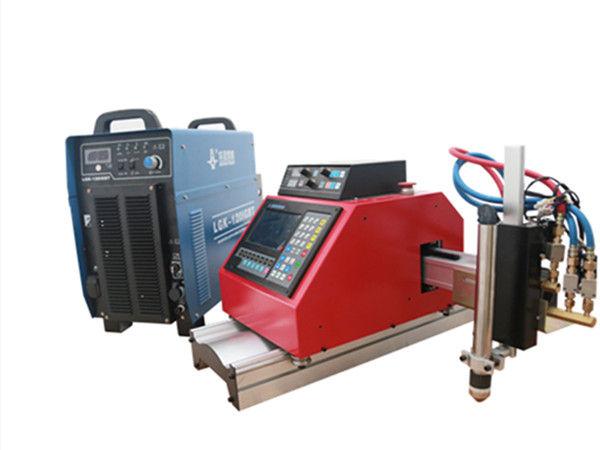 Taşınabilir cnc plazma, gaz, alev, THC ile oxgen sac kesme makinası