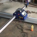Taşınabilir plazma cnc taşınabilir plazma alev kesici metal kesme makinası