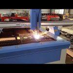 Çelik 1325 sürekli performans cnc plazma kesme makinası